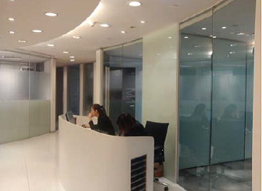 Shanghai Times Square Service Office (大上海时代广场商务中心)
