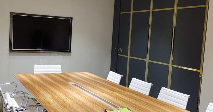 Shanghai Arch Conference Room