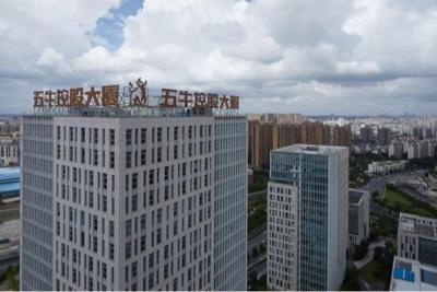 Wu Niu Building (五牛控股大厦)