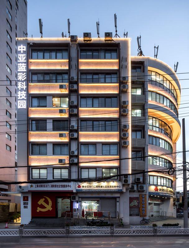 Shimen Road Service Office (石门路服务式办公室)